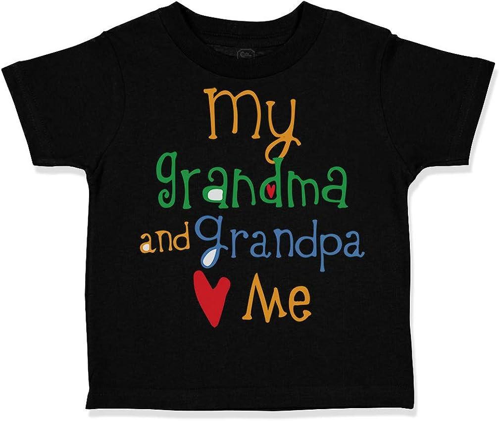 Grandma Little Sunshine Personalised Baby Toddler T Shirt Kids Funny Gift Cute
