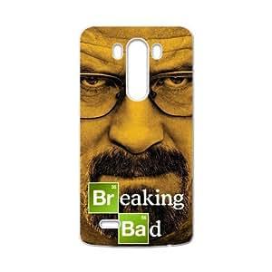 GUOGUO Breaking Bad - Heisenberg Sketch Custom case cover for LG G3