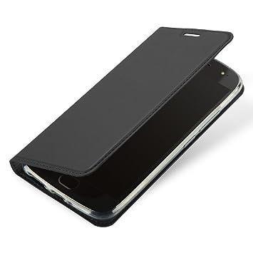 Funda con Tapa para Motorola Moto G5S Plus Dux Ducis Skin Pro ...