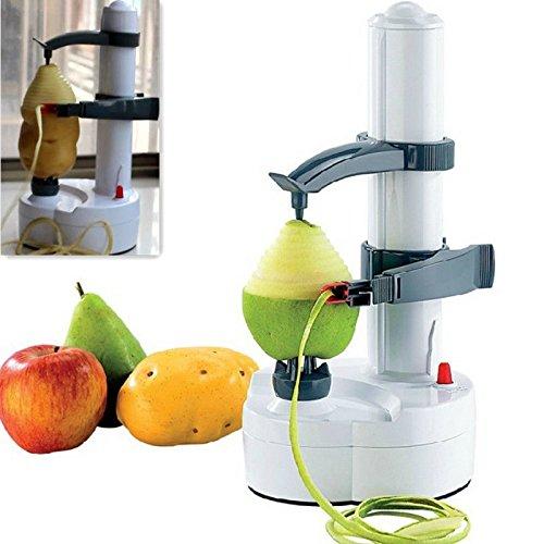 JUJU MALL-Automatic Kitchen Machine Fruit Apple Potato Peeler Corer Cutter Slicer 1 - Sight Australia One