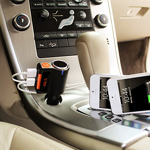 iSunnao Wireless Transmitter Bluetooth Receiver