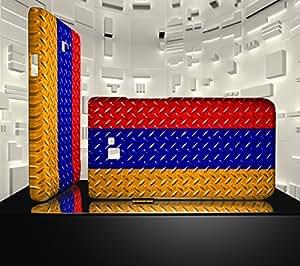 Funda Carcasa para Galaxy S2 Bandera ARMENIA 05