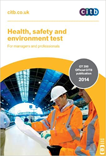 Cscs Health Safety Test Revision Book