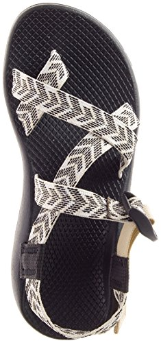 Chaco Damen Z2 Classic Athletic Sandale Trine Schwarz / Weiß