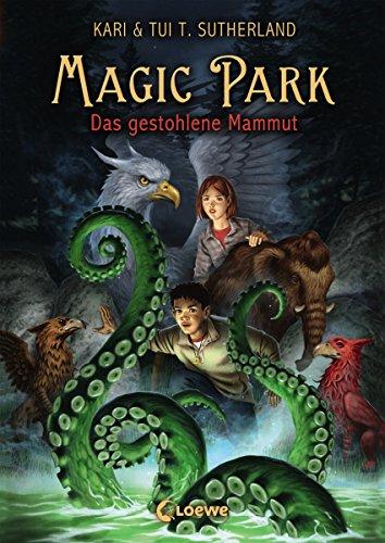 Magic Park 3 - Das gestohlene Mammut (German Edition)