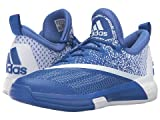 adidas Men's SM On Court Crazylight Boost 2 Blue/White/Blue Athletic Shoe