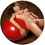 FST Anti-Burst Exercise Yoga Ball Massage Sex