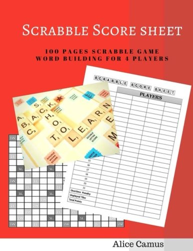 Where to find scrabble official score sheet?