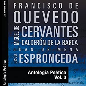 Antología Poética III [Poetic Anthology III] Audiobook