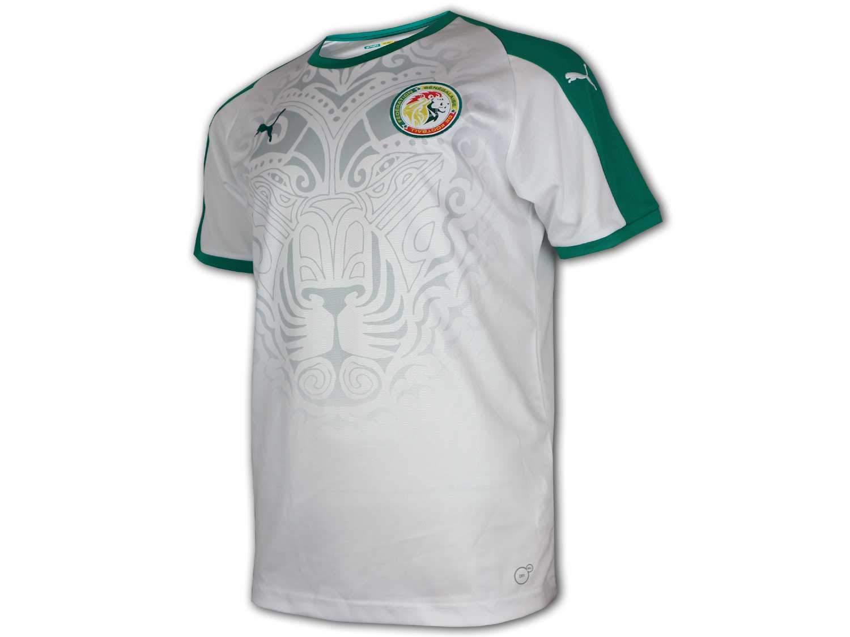 766cde49c26 Puma Men Senegal Home SS Replica Football Shirt