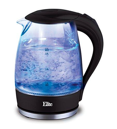 Boiler Electronic - Maxi-Matic EKT-300 Tea Kettles 1.7 L Black
