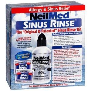NeilMed NasaMist Hypertonic Saline Spray by NeilMed