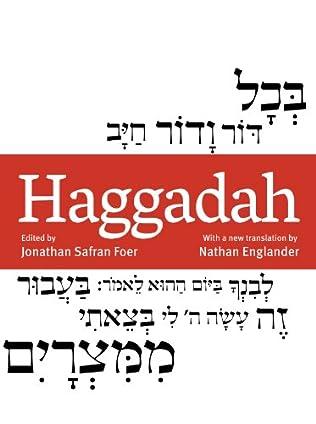 book cover of Haggadah