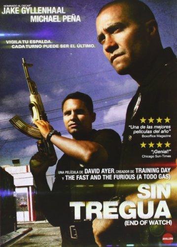 Sin Tregua (End Of Watch) (2012) (Import Movie) (European Format - Zone 2)