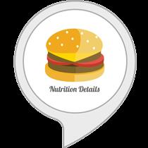 Food Nutrition Details
