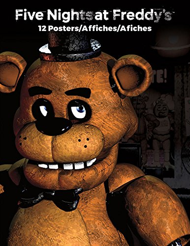 Trends International Five Nights At Freddy's Poster Book