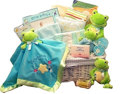 Just Hoppin Around New Baby Hamper -Princess -Large by Organic Stores