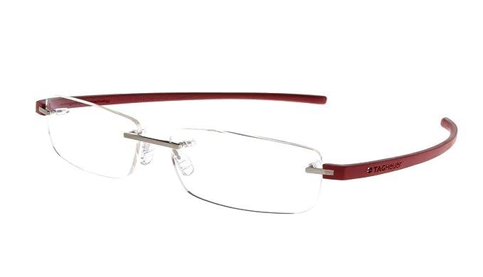 9a196c36cf Tag heuer reflex rimless eyeglass frames cardinal red jpg 679x390 Tag heuer  rimless eyeglasses