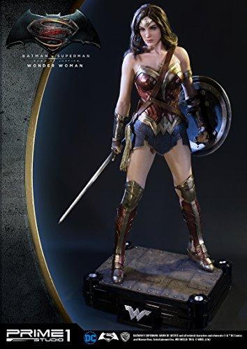 ワンダーウーマン 「バットマンVSスーパーマン ジャスティスの誕生」 HDミュージアムマスターライン 1/2 ポリストーン製スタチュー