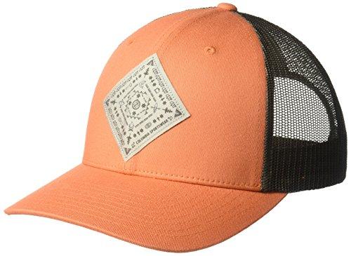 (Columbia Womens Snap Back Hat, Tuscan, Bandana Patch, O/S)