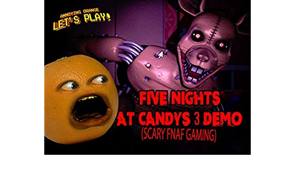 Amazon co uk: Watch Clip: Annoying Orange Let's Play - Five