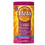 Metamucil Smooth Texture 75% Less Sugar Berry 114 Doses