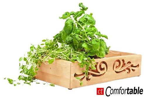 Kasten Für Kräuter U2013 Duftendes Minigarten In Ihrer Küche