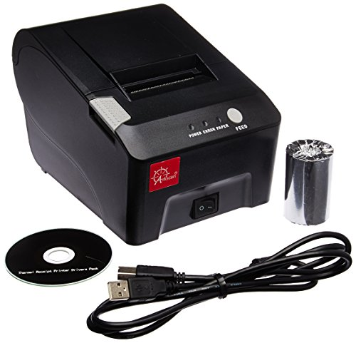 Arkscan AS58U High Speed 58MM POS USB Thermal Receipt Printer for Windows by Arkscan