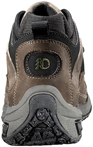 Dunham Mens-cloud Mid-cut Waterdichte Laars Bruin / Bruin