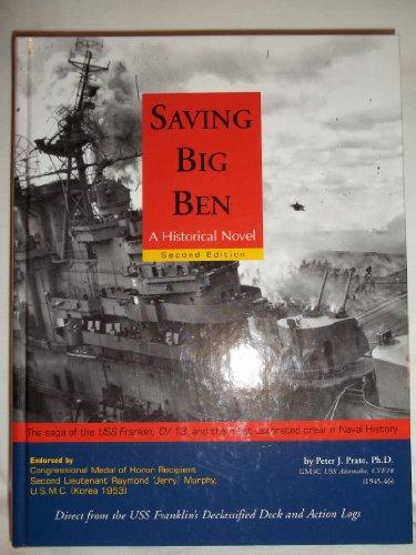 Saving Big Ben - Second Edition (A Historial Novel)