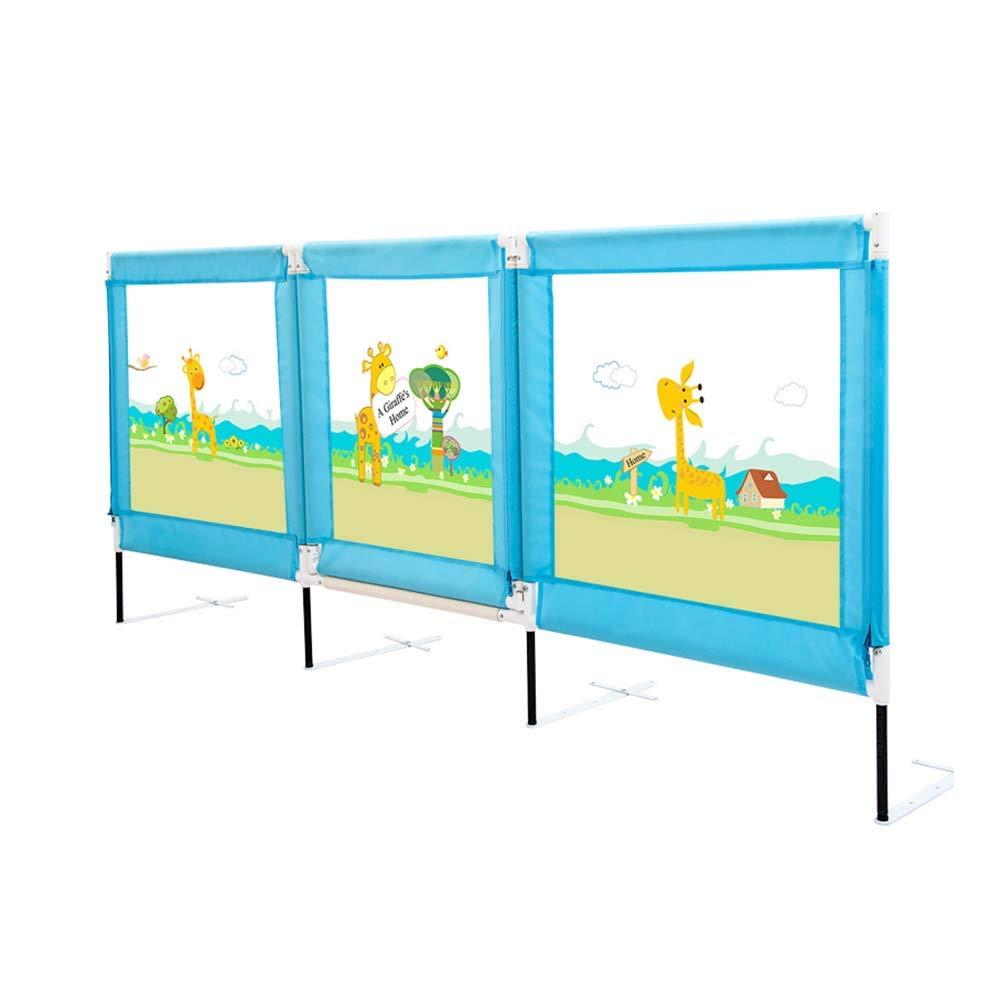 ベッドフェンス 幼児のための超高層ベッドレールフルサイズベッド、キッズツインベッドフェンスのためのポータブル安全なベッドレール (サイズ さいず : Length 180cm) Length 180cm  B07L8QD52W