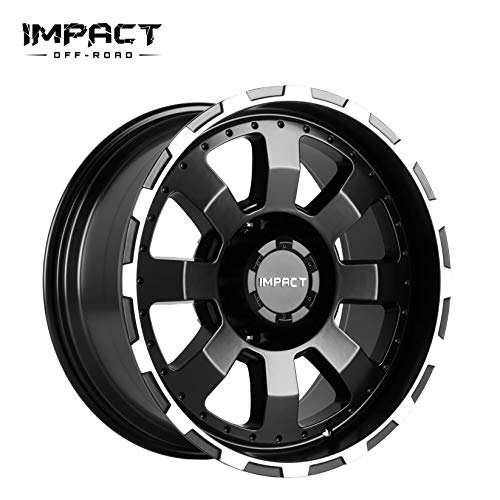 Impact Off Road Rims Wheels 20x9