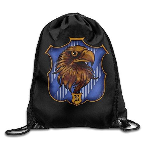 Acosoy Harry Potter Hogwarts Ravenclaw Drawstring - Camera Oakley Bag
