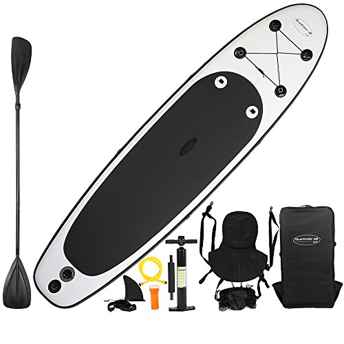 Best for Touring - Blue Water SUP