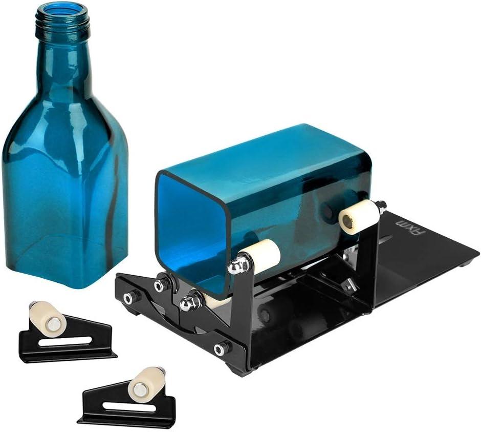 fixm cuadrado de y redondo de botella Schneider con accesorios Herramientas Set, apto para uso técnico, Hogar Decoration, DIY para redondos y cuadrados botellas