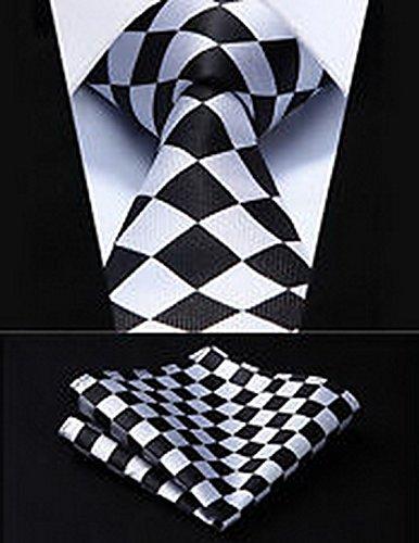 Dan Smatree Black White Check 2.75