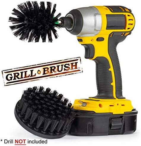 Grill Brush Accessories Cleaner Electric