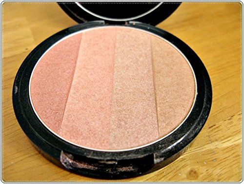 Beneficial Make up Gradation Compact Cheek Colours No.02 Orange - Dior Mirror Compact