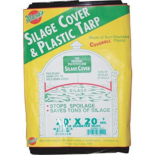 Silage Cover by Warp Brothers