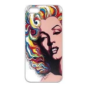 ORIGINE Marilyn colour Case Cover For iPhone 5S Case by icecream design