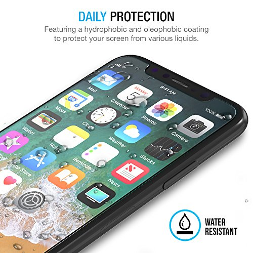 iPhone-X-Screen-Protector-Maxboost-Clear-3-Packs-iPhone-X-Tempered-Glass-Screen-Protectors-3D-Touch-025mm-Screen-Protector-Glass-for-Apple-iPhoneX-2017-work-with-most-case-99-Touch-Accurate