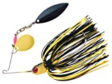 Booyah BYPM36-655 Pond Magic Spinnerbait, 3/16-Ounce, Grasshopper