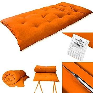 Tatami Suelo mat- japonés cama, Rolling cama, cama de masaje tailandés, cama, colchones, suelo, floor colchones: Amazon.es: Hogar