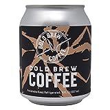 Cold Brew Coffee, Original Black - Bold Brew Coffee, Single-Origin Colombian Coffee   Natural Energy   Sugar, Gluten & Dairy Free, 0 Calories, 180 MG Caffeine   8oz Can - (12 Pack)