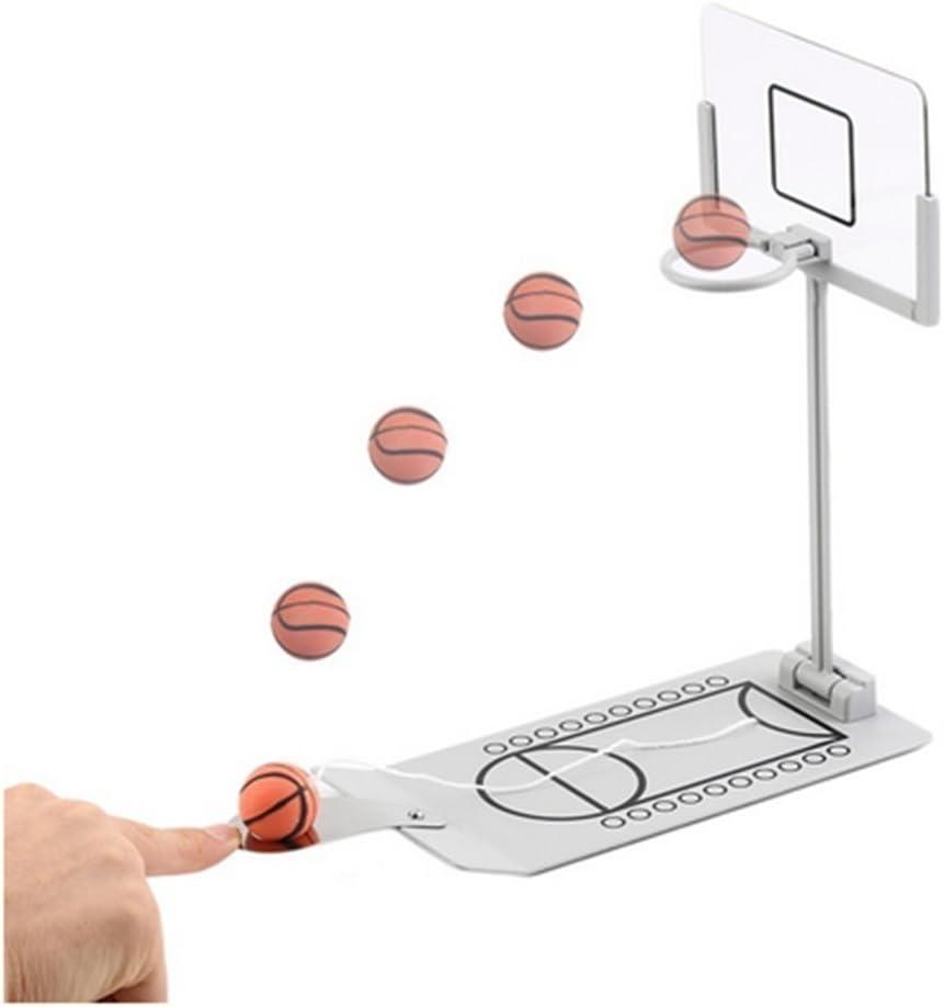 UUUOUU - Máquina de Baloncesto de Descompresión en Miniatura para ...