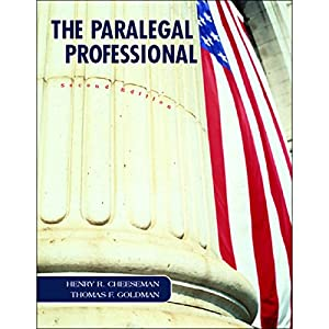 VangoNotes for The Paralegal Professional, 2/e Audiobook