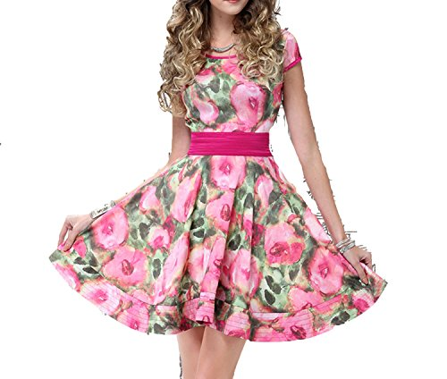 2018 Summer Europe and The Original Cross-Border Children's Clothing Girls Skirts Lotus Leaf Skirt