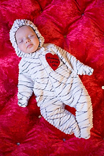 Princess Paradise Baby's Mummy Loves Me Deluxe Costume, As Shown, 0/3M by Princess Paradise (Image #2)'