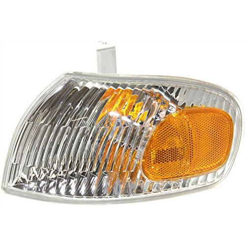 Turn Signal Light compatible with PRIZM 98-02 Driver Side LH Assembly