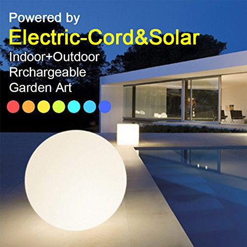 Outdoor Led Sphere Lights - 7